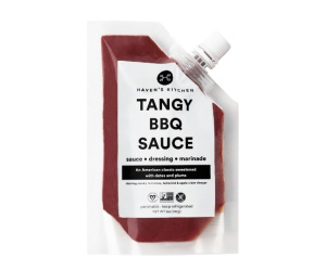 Free Tangy BBQ Sauce by Haven's Kitchen