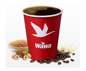 Free Coffee from Wawa