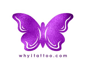 Free Butterfly Temporary Tattoo