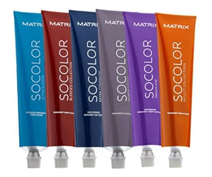Free Matrix SoColor Permanent Dye or Toner
