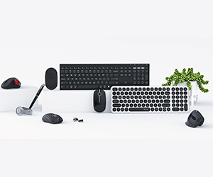 Free Jelly Comb Webcam, Mouse, Keyboard, Multi Device And More