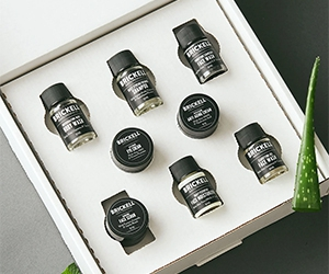 Free Best Selling Men's Natural Anti-Aging & Skincare Sample Kit from Brickell Men's Products®