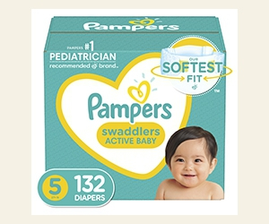 Free Sample of Pampers Swaddlers