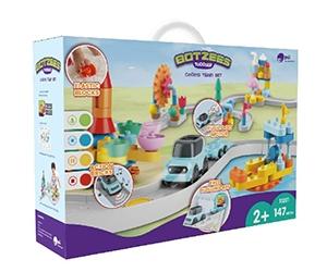 Free Botzees Toddler Train