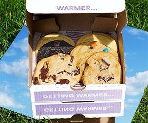 Free Cookies for Teachers & Nurses all week at Insomnia Cookies
