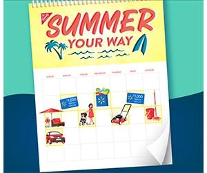 Win $1000 Walmart Gift Card, Car, Nanny Service, Backyard Makeover And More