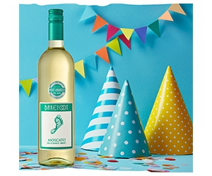 Free Barefoot Wine Bottle On Your Birthday