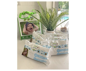 Free Eco-Friendly Premium Baby Diapers from Nateen
