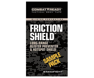 Free Friction Shield Sample from Combat Ready