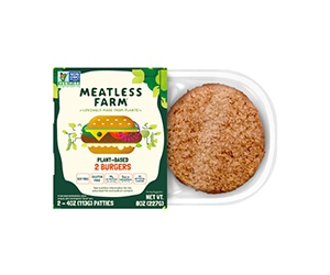 Free pack of Plant-Based Burgers