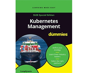 """Free Guide: """"Kubernetes Management For Dummies"""""""