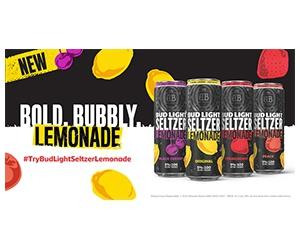 Free Bud Light Seltzer Lemonade