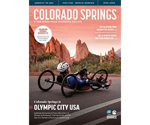 Free Official Vacation Planner For Colorado Springs And The Pikes Peak Region