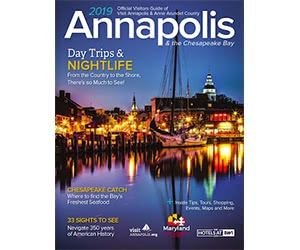 Free Annapolis Vacation Guide