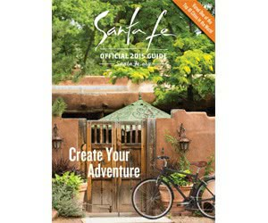 Free Official Santa Fe Visitors Guide
