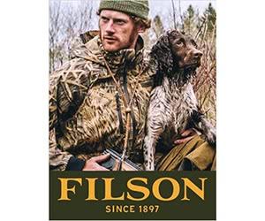 Free Filson Clothing Catalog