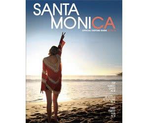 Free Santa Monica Visitors Guide