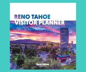 Free Reno Tahoe USA Getaway Planner