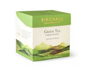 Free Birchall Tea Sample