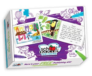 Free Student Publishing Kit