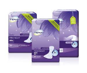 Free TENA Pads Sample