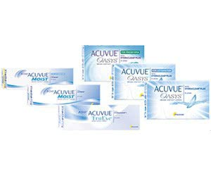 Free Acuvue Contact Lenses Trial