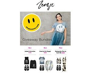 "Zenzee's ""Wear Happy"" Giveaway"