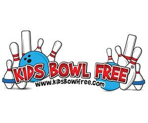 Kids Bowl Free All Summer