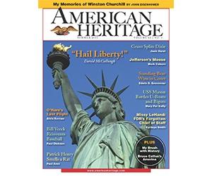 Free American Heritage Magazine Subscription