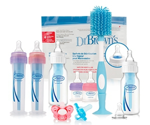 Free Dr. Brown's Baby Products To Test And Keep