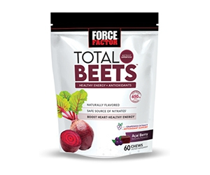 Free Total Beets Soft Chews