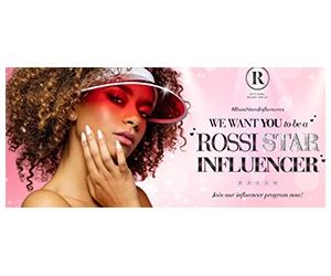 Free Rossi Nails Secret Kit With A Glam Powder