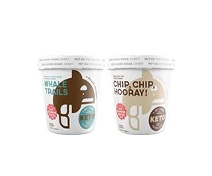 Free pint of Keto Ice Cream from Killer Creamery