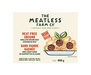 Free pack of Plant-Based Ground Mince