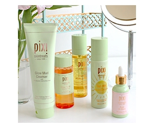 Free Skincare, Makeup, And Body Treats From  Pixi Beauty