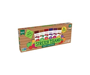 Free Stretch Island All Natural Fruit Leathers