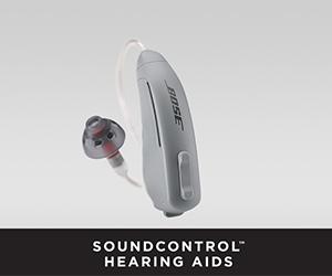 Free Bose SoundControl Hearing Aids Kit