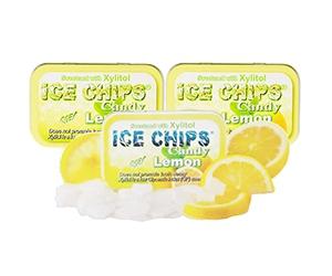 Free Lemon Ice Chips
