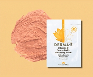 Free Vitamin C Cleansing Paste From Derma E