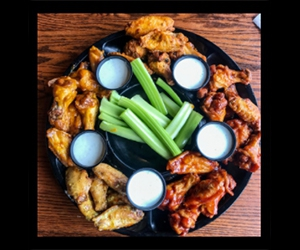 Free Wings Pack + Birthday Gift At Wild Wings