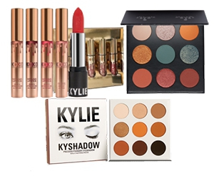Free KYLIE Cosmetics Package
