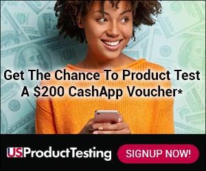 Free $200 CashApp Voucher