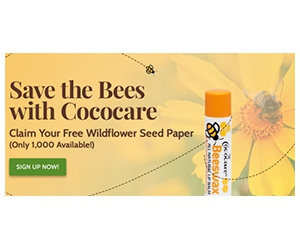 Free Wildflower Seed Paper
