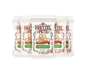 Free Pretzel Pete Gourmet Pretzels