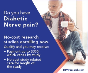 Do you have Diabetic Nerve pain?