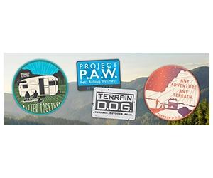 Free Terrain D.O.G. Stickers
