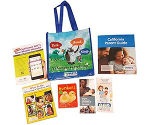 Free New Parents Kit From First 5 California