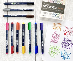 Free Markers, Pencils, Planners, Pens And More Art Products From Tombow