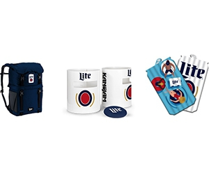 Win Miller Lite Kan Jam Yard Game, Backpack Cooler, Inflatable Couch, Pool Float And More