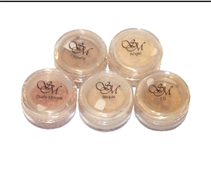 Free 5 Piece Sample Kit With Blush, Bronzer, Concealer And More From Signature Minerals